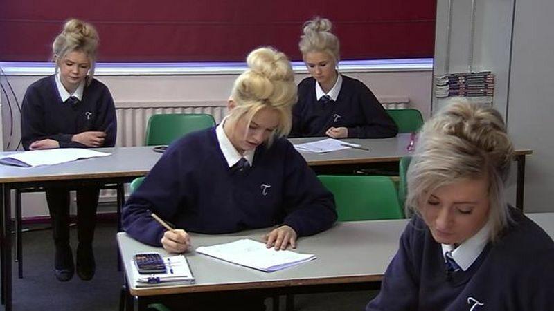 W szkole w Yorkshire