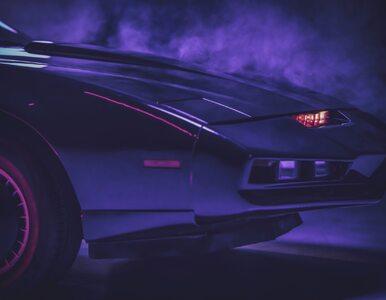"""Odpicowany przez braci Collins KITT z """"Knight Ridera"""" na aukcji WOŚP"""