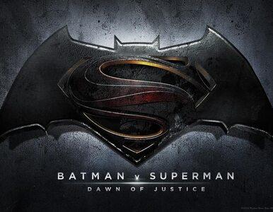 Ogłoszono oficjalny tytuł wspólnego filmu Batmana i Supermana