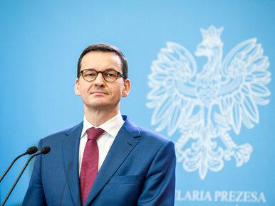 """Premier Morawiecki wygłosił specjalne orędzie. """"Holokaust był także..."""