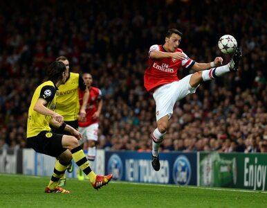 NA ŻYWO: Borussia Dortmund - Arsenal Londyn