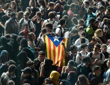Katalonia protestuje, policja brutalnie rozgania demonstrantów. Nagrania...