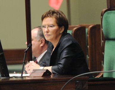 Odmalują gabinet Kopacz i położą marmur senatorom - remonty w parlamencie