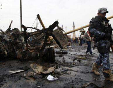Seria zamachów w Bagdadzie: ponad 127 zabitych, 448 rannych