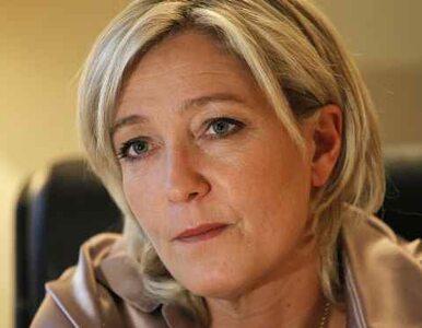 Marine Le Pen: wszyscy wiedzieli o patologii seksualnej szefa MFW