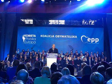 Konwencja Koalicji Obywatelskiej. Schetyna: Nie będzie ślepej zemsty,...
