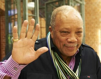 Quincy Jones przyjeżdża na zaproszenie Tomasza Stańki