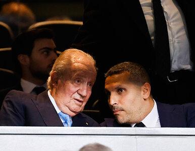 Były król Hiszpanii opuścił kraj. Juan Carlos może być zamieszany w...
