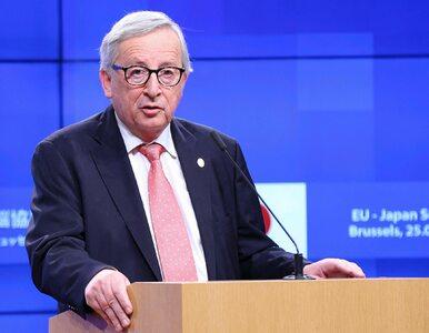 Juncker nie pojawi się na szczycie G7. Przeszedł pilną operację