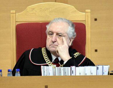 Prof. Rzepliński: Nie wykluczam, że po zakończeniu kadencji będą mnie...