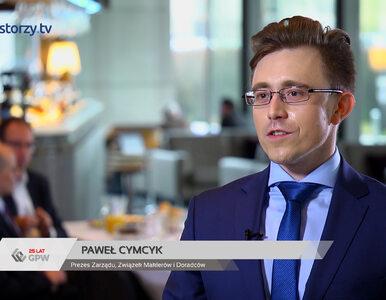 WSPIERAM GIEŁDĘ: Paweł Cymcyk, Związek Maklerów i Doradców
