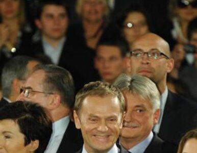 Tusk kandydatem PO na premiera