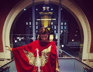 Edyta Górniak wystąpiła w Royal Albert Hall. Pojawiła się w kreacji...