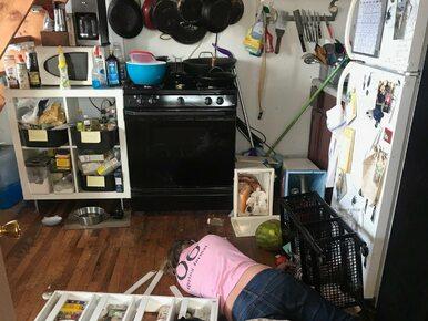"""""""New York Post"""" pisze o polskiej sprzątaczce. Zamiast pracować, upijała..."""