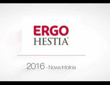 Jerzy Stuhr w nowej roli - w przyjazny sposób przeprowadzi klientów ERGO...