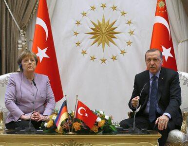 Erdogan ostro do Merkel: Wspierasz terrorystów!