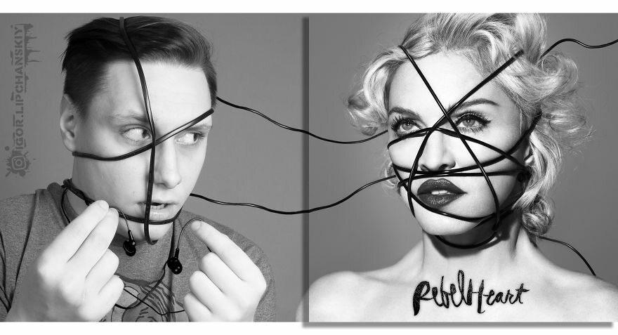 Madonna — Rebel Heart (2015)