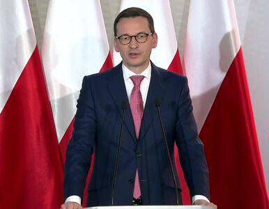 Mateusz Morawiecki dostał nagrodę im. Lecha Kaczyńskiego