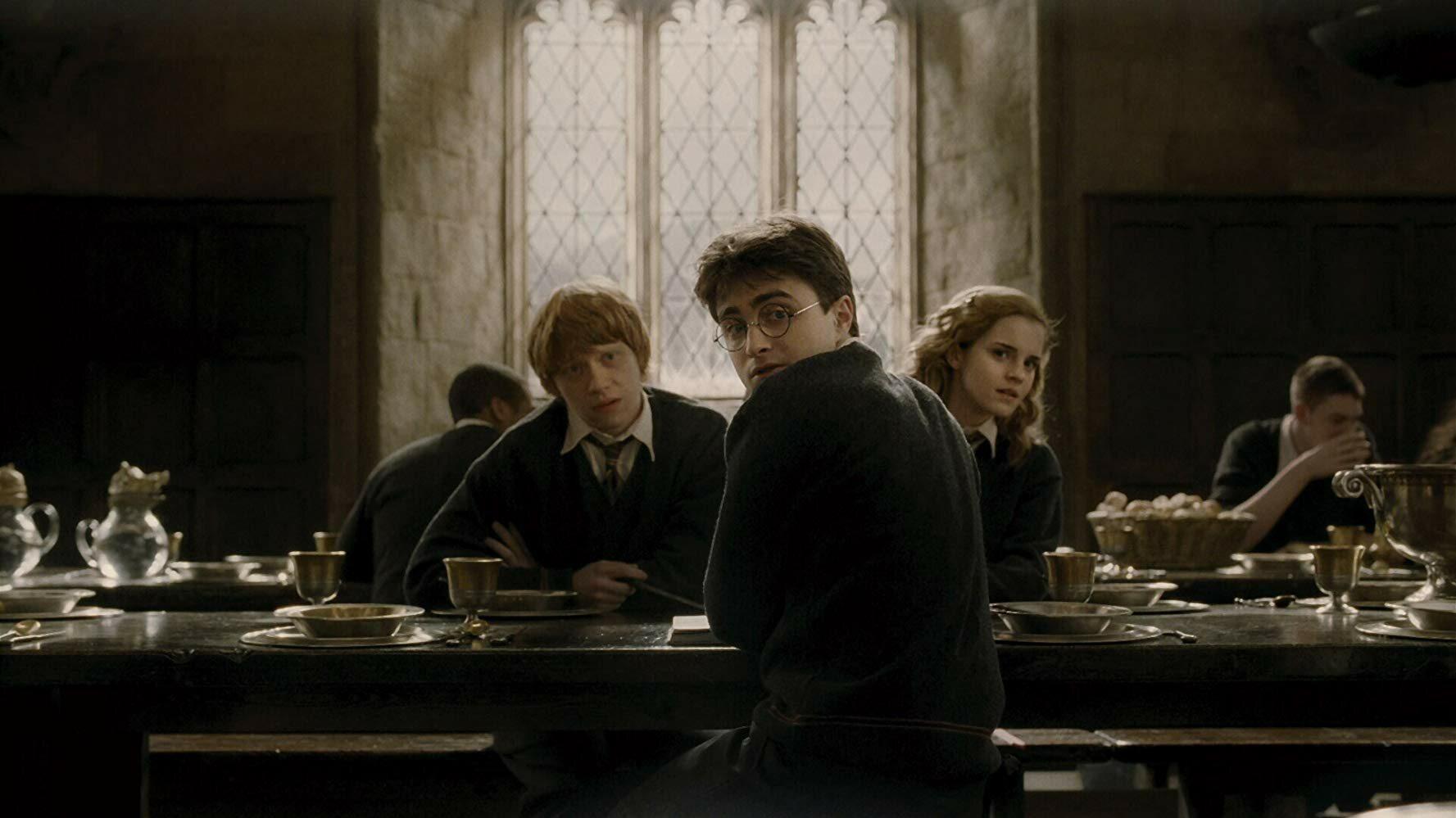 Na jakiej pozycji Harry Potter grał w quidditch?