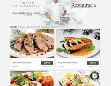 Ponad 70 lokali w II Tygodniu Restauracji Groupon