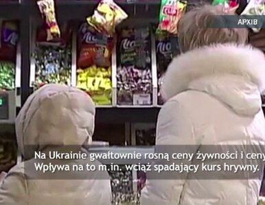 Ukraińcy muszą zacisnąć pasa: rosną ceny, podatki i koszty życia