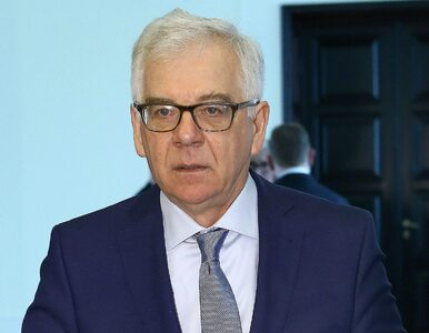 Spór o polską granicę toczy się od 40 lat.  Szefowie MSZ zawarli...