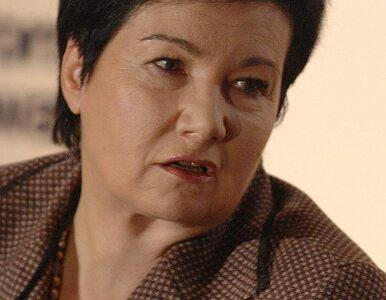 Gronkiewicz-Waltz: Jeśli wygram wybory to będzie to moja ostatnia kadencja