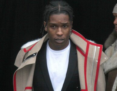 Szwecja. ASAP Rocky aresztowany. Co z jego występem na Open'er Festival...