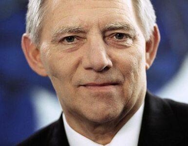 Schaeuble laureatem Nagrody Karola Wielkiego w 2012 r.