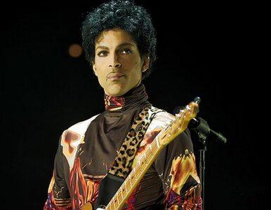 Gitara Prince'a sprzedana na aukcji