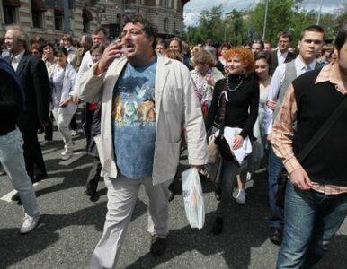 Rosja: 10 tys. przeciwników Putina na ulicach Moskwy