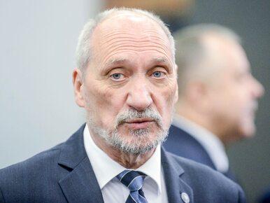 Macierewicz ujawnił tajne informacje wojskowe? Krzysztof Brejza:...