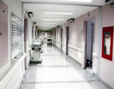 Okradł lekarzy w szpitalu. Później sam wylądował na oddziale