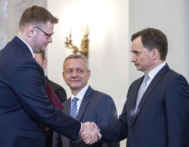 Woś i Ziobro biorą na cel NGO, kreślą plany. Do gry wkroczył Gliński:...
