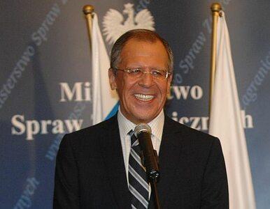 Ławrow: Wojska na wschodzie NATO łamią umowę