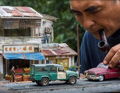Miniatury tworzone przez Eddiego Puterę