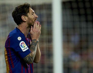 Przerażająca kontuzja Messiego w meczu z Sevillą. Czy zagra w El Clasico?