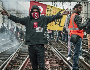 Francja jak Polska. Problem z policzeniem demonstrantów - było ich 1,3...