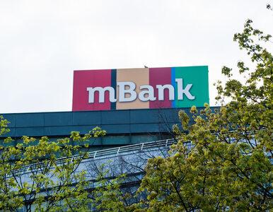 Awaria mBanku. Kłopoty z przelewami i transakcjami BLIK