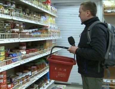 70 paczek kiełbasy - tyle można kupić za średnią ukraińską pensję