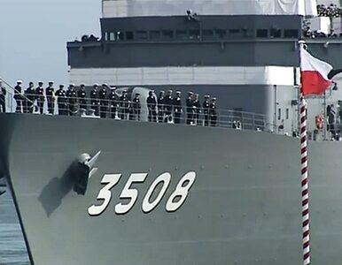 Polskie i japońskie okręty wojenne będą strzec azjatyckich szlaków
