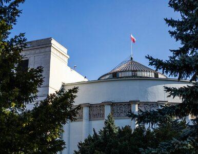 Sejm na gazie