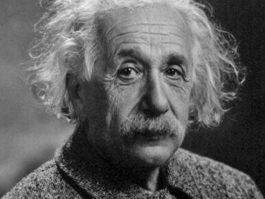 Einstein był rasistą i ksenofobem? Prywatne dzienniki ujawniają nieznaną...