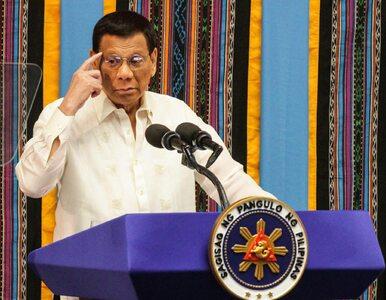 Filipiny. Prezydent Duterte wypowie umowę wojskową ze Stanami Zjednoczonymi