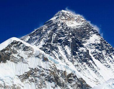 Ciała czterech osób znaleziono na Mount Everest. Na razie nie ustalono...