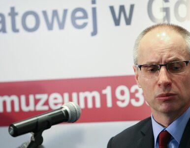 Paweł Machcewicz: Nie dam się zastraszyć dawnemu koledze