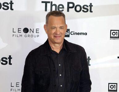 Tom Hanks chce pomóc polskiemu szpitalowi. Szuka zabytkowego auta