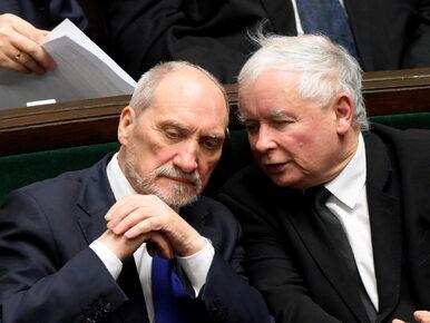 Kaczyński o Macierewiczu: Antoni jeszcze bardzo wiele dla Polski zdziała