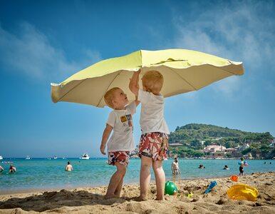 Niedziela pogodna w całym kraju. Kolejne dni z przelotnym deszczem i...