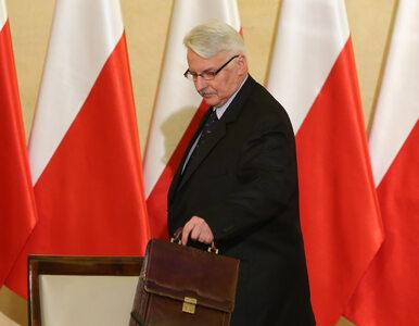 Waszczykowski: Jutrzejsza debata w PE zamknie sprawę Polski